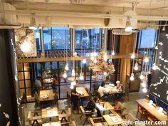 Cafe ZENON, Kichijoji JAPAN, #cafe, #japan, #kichijoji, #places, #lights