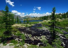 Beautiful Lac Blanc and the Alps | Flickr - Photo Sharing!