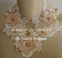 A MAGIA DO CROCHÊ - Katia Missau: Apostila IV- A Magia do Crochê
