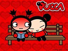 pucca kisses