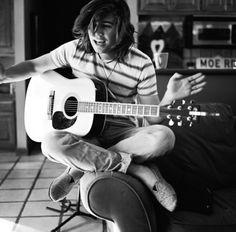 Zac Hanson. The Dude is cute. Plus I still love their music. :)