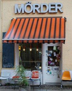 Trink Apfelstrudel Dealer: Mörder,Torstraße 2, Berlin