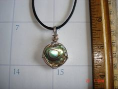 wire wrap Abalone shell necklace pendant Paua by CasieCreations, $21.00  https://www.etst.com/listing/167020991/wire-wrap-abalone-shell-necklace-pendant?