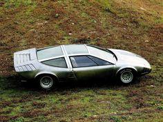 Alfa Romeo Iguana Concept by ItalDesign - Guigiaro (1969)
