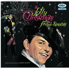 Frank Sinatra's 1957 holiday classic, A Jolly Christmas from Frank Sinatra, will be released Friday, November 26 as a limited edition, 180-gram vinyl LP with faithfully replicated original album art.  Newly remastered at Capitol Mastering from the original analogue master tapes, the deluxe vinyl reissue will be available exclusively at Record Store Day-participating independent music retailers across the U.S.  www.sinatra.com.  (PRNewsFoto/Capitol/EMI)