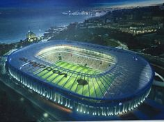 Stadium of Besiktas Istanbul..✌️