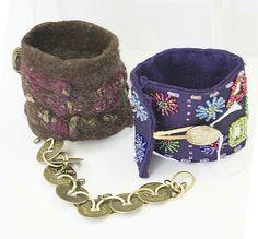 Cuff bracelets. Coin brackets. All handmade! Found at Textures Craftworks Hamilton ON