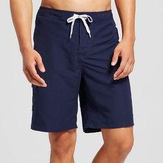 Men's Solid Swim Trunks - Merona™