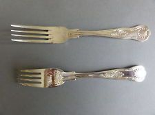 Vintage Fork Butler A1 10oz Silver plate Cutlery Flatware England   eBay   Vintage Cutlery Flatware   Pinterest   Vintage cutlery Flatware and Cutlery & Vintage Fork Butler A1 10oz Silver plate Cutlery Flatware England ...
