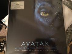 Avatar soundtrack (MOV colored vinyl)