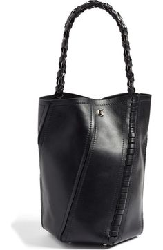 36d047ed660 Proenza Schouler  Large Hex  Whipstitch Leather Bucket Bag available at…  Proenza Schouler,