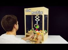 How to Make Hydraulic Powered Claw Machine from Cardboard  In this video I show you how to make amazing working hydraulic powered claw machine from cardboard at home. You need cardboard, popsicle sticks, syringes, pipes and of course toys :) Enjoy :)   #angry birds #build #cardboard #cardboard crane #claw #claw machine #claws #coca cola #crane #DIY #diy claw machine #from cardboard #homemade machine #how #how it's made #How to #how to build #how to make #how to make claw