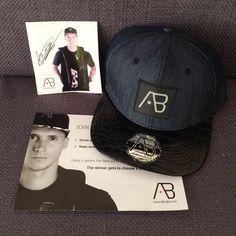 A Cap from AB Caps! Cap brand of Alexander Büttner :)