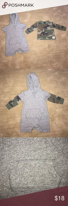Ralph Lauren Baby Gap Layered Outfit 18-24M EUC Adorable layered outfit; perfect for upcoming fall weather. Ralph Lauren One Pieces Bodysuits