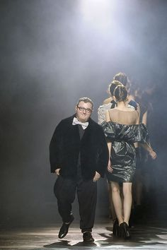 Alber Elbaz #Lanvin-Come on isn't he the cutest EVER!