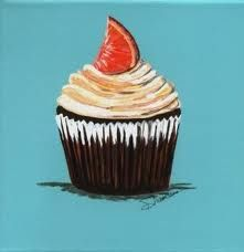 Cupcake drawing and painting - Cupcake Gallery Fan Art (31622601) - Fanpop fanclubs