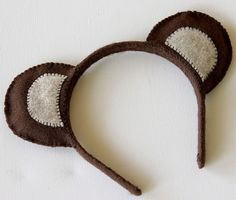 tutorial: make teddy bear ears
