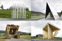 Walkspace Austrain Shelters
