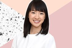 Our favorite tip from Marie Kondo& new Netflix series by Marie Kon . Our favorite tip from Marie Kondo& new Netflix series # # New Netflix, Shows On Netflix, How To Store Scarves, Storing Scarves, Folding Scarves, How To Fold Scarf, Scarf Organization, Bedroom Organization, Organization Ideas