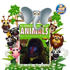 Let your child has a trip to the animal's land. Order here to buy Baby Genious Songs DVDs: