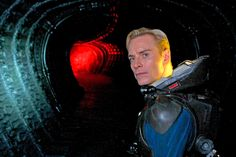 Excitementis building for Alien: Covenant, and among those eager to see it is Michael Fassbender, who promises that the upcoming film will be even scarier than its predecessor, Prometheus.  The new film follows the crew of a colony ship that discovers what they believe to be an uninhabited planet, until they come across Fassbender's David, a synthetic, who survived the Prometheus expedition.