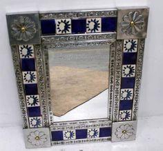 shopgoodwill.com: Mexican-style Decorative Mirror