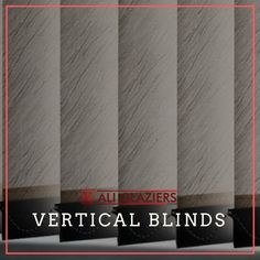Fabric vertical blinds for homes and offices to enhance home decor and interiors Offices, Blinds, Homes, Interiors, Fabric, Home Decor, Tejido, Houses, Tela
