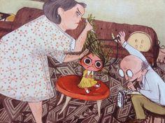 Emily Hughes Illustration Emily hughes