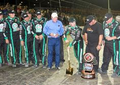 Who Could Forget This? Austin Dillon Winning The 2013 MudSummer Classic At Eldora Speedway. It Was The First NASCAR Dirt Race In A Long Time!!!
