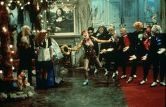 Still of Nell Campbell, Richard O'Brien and Patricia Quinn in The Rocky Horror Picture Show (1975)
