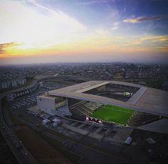 Arena Corinthian's Stadium - Sport Club Corinthians Paulista