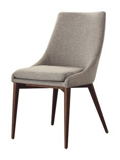 Amazon.com - Homelegance 5048S Fabric Accent/Side Chair, Grey, Set of 2 -
