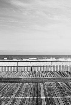 Ocean City Board Walk New Jersey
