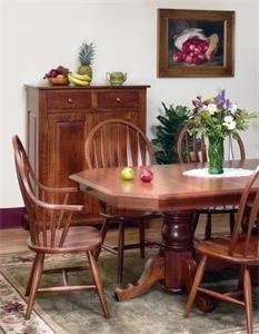 Amish Malibu Dining Chair