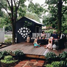 the prettiest garden party for @hunted_interior 's little Chloe.  #chloejturnsfour