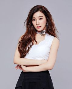 Tiffany. She's so beautiful!