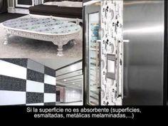 D'Deco Adhesive Art: papel pintado vinílico adhesivo para paredes