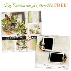 New Fall Days Collection by Indigo Designs - each pack JUST $1, until September 21. http://www.pickleberrypop.com/shop/manufacturers.php?manufacturerid=83