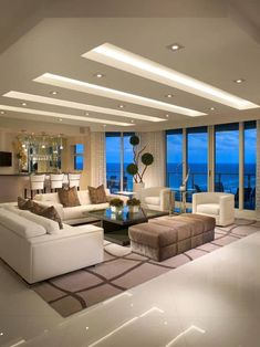 Jaw-Dropping Ideas: False Ceiling Dining Home false ceiling hall spaces.False Ceiling Ideas Architecture false ceiling design for bar.False Ceiling Bedroom With Fan. Gypsum Ceiling Design, House Ceiling Design, Ceiling Design Living Room, Ceiling Light Design, Home Ceiling, Living Room Designs, House Design, Living Rooms, Modern Ceiling Design