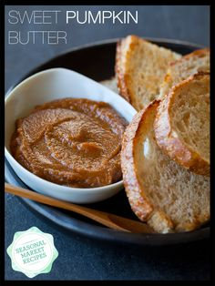 sweet pumpkin butter