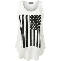 URBANCLEO Womens Hipster Hip Hop Graphic Print Tank Top Various... (23 AUD) ❤ liked on Polyvore featuring tops, shirts, tank tops, tanks, white, graphic tanks, white shirt, white patterned shirt, pattern tank top and graphic tank tops