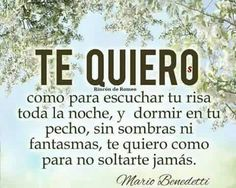 Para siempre. ..