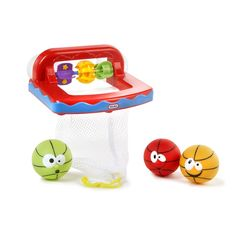 "Little Tikes - Bathketball - Little Tikes - Toys""R""Us Little Tikes, Toys R Us, Toys For Boys, Baby Bath Toys, Rubber Duck, Bath Time, Toddler Toys, Kids, Children"