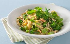 Veg Power Pasta (Night Before Recipe)