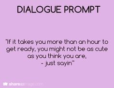 dialogue prompt (not original post just thought it was a cool prompt, makes for a great spiteful character)