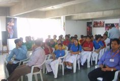 Career Counseling Workshop by Mr. Ashutosh Dave