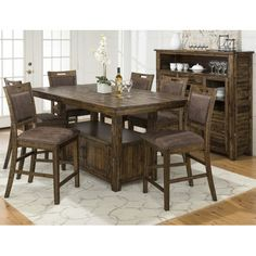 Jofran Cannon Valley Dining Table