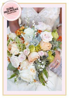 Whooaaa, beautiful! Inspiration for colors?  WedLuxe Magazine