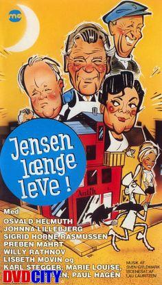 Jensen længe leve (1965) Egon kommer ud af fængslet, fra en forbrydelse han ikke havde begået.