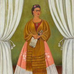 Need a new love for #WomanCrushWednesday? We've got a good one for you-- she's the subject of our 12th #podcast ep, coming soon #WCW #Frida